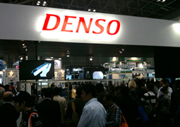 [DENSO Booth] photo03