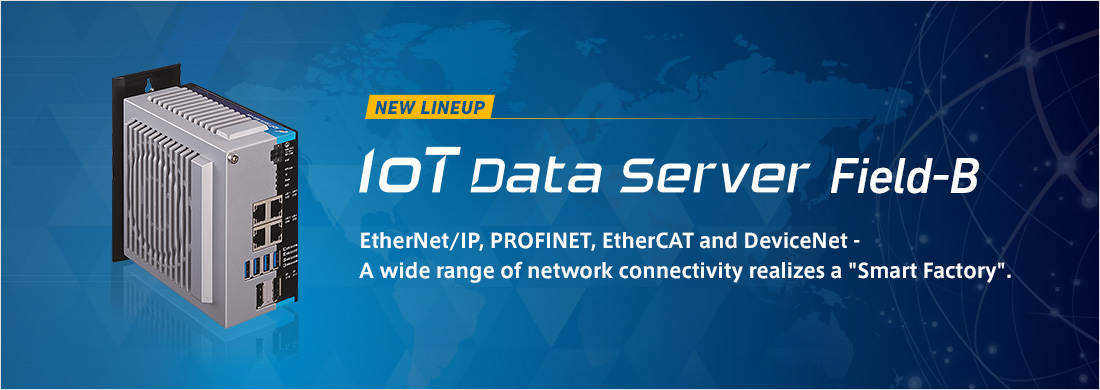IoT Data Server Field-B