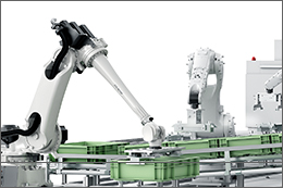 Denso robots are designed for openness and ease of use.